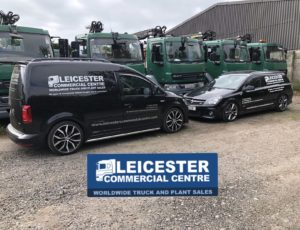 Leicester Commercial Centre Used Hgvs Used Commercial Vehicles