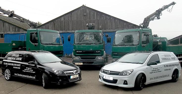lcc trucks and cars
